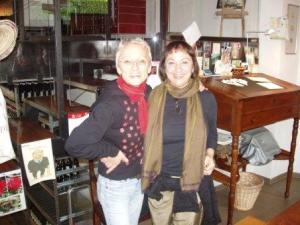 Maria Teresa and Anna Maria